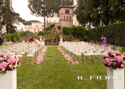 allestimenti floreali chiese il fiore roma