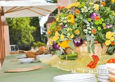 centerpiece per eventi il fiore roma